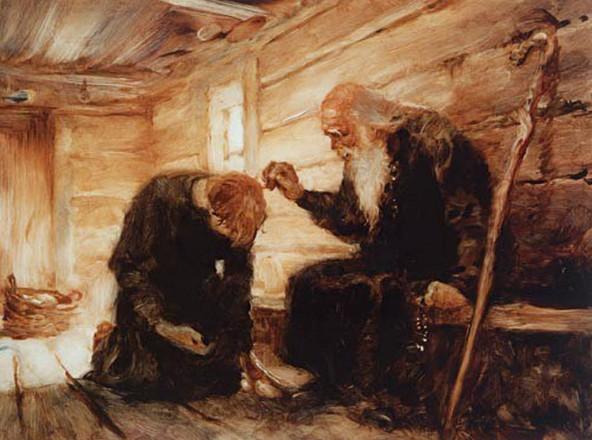 Куда ведут нас старцы