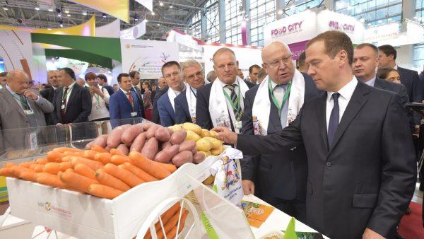 Медведев: падение настоящих доходов населения сказалось наторговле