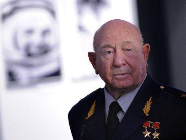 Алексей Леонов. Фото: er.ru