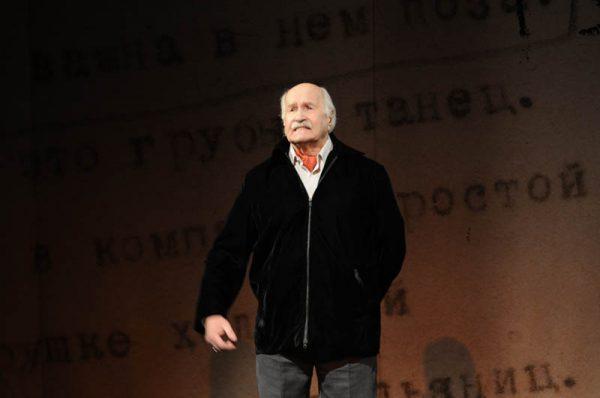 Прощание с Владимиром Зельдиным пройдет в Театре Российской Армии