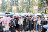 В Киеве состоялось молитвенное стояние против нового закона о приходах
