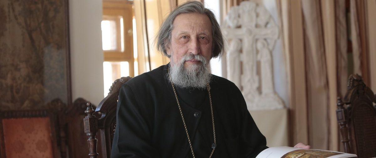 Протоиерей Александр Салтыков: Мы должны молиться святым Киевской Руси