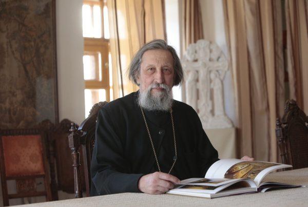 Протоиерей Александр Салтыков: История – это «присутствие ушедшей жизни»
