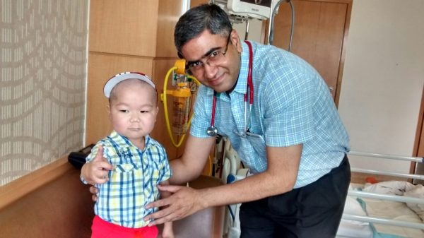 Онкогематолог Сатья Ядав: Опухоли перестанут быть приговором