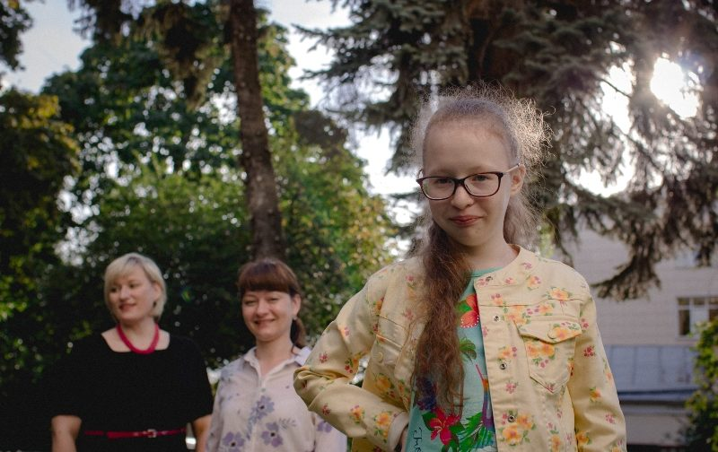 Русская девочка с индийским сердцем