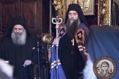 На Афоне состоялась интронизация нового игумена Пантелеимонова монастыря