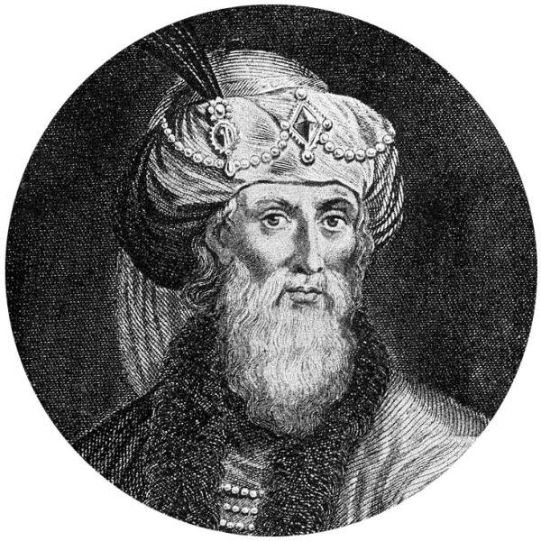 Реконструкция портрета Иосифа Флавия