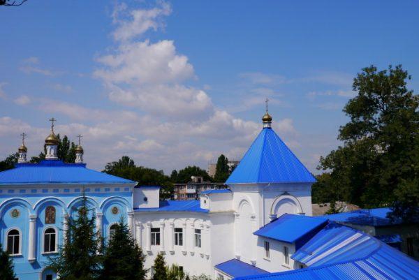 Одесский Архангело-Михайловский женский монастырь