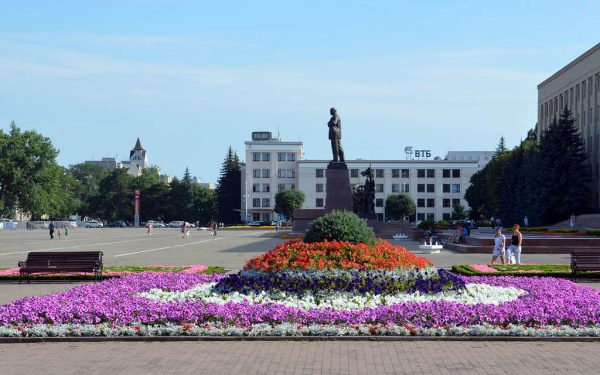 Поблагоустройству Уфа— на2-м месте в Российской Федерации
