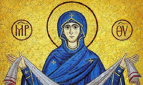 Покров Пресвятой Богородицы в 2019 году - 14 октября