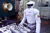 Патриарха Кирилла познакомят с космическим роботом-андройдом