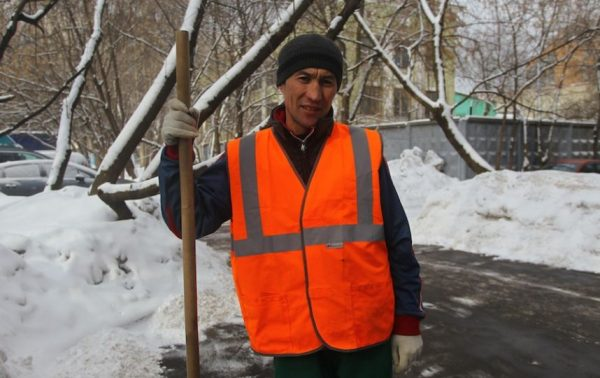 Добрый таджикский самаритянин