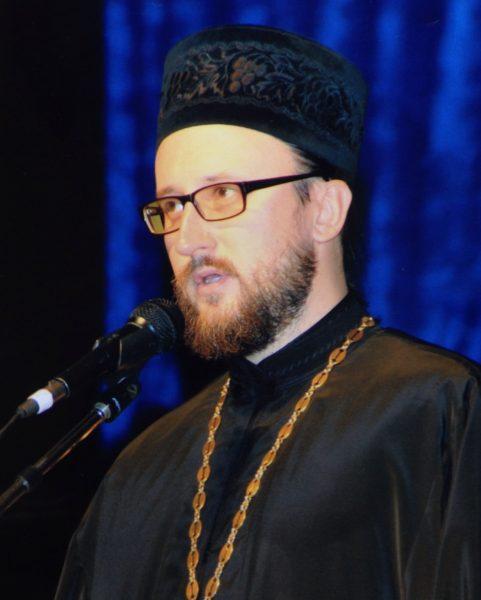 Протоиерей Дмитрий Климов