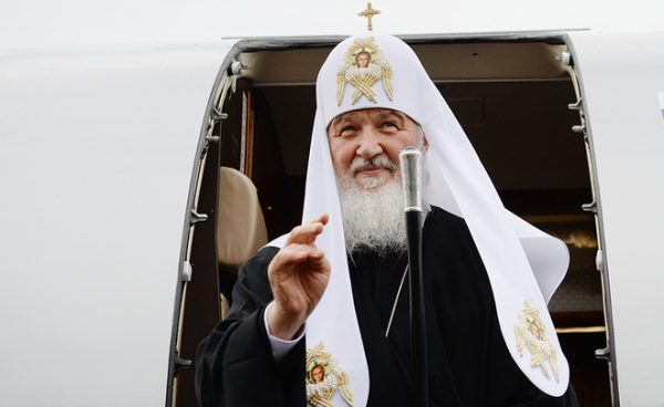 Патриарх Кирилл впервые посетит с пастырским визитом Великобританию