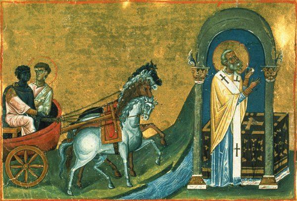 Церковь вспоминает святого апостола от 70-ти Филиппа