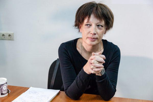 Наталья Скуратовская. Фото: Ефим Эрихман