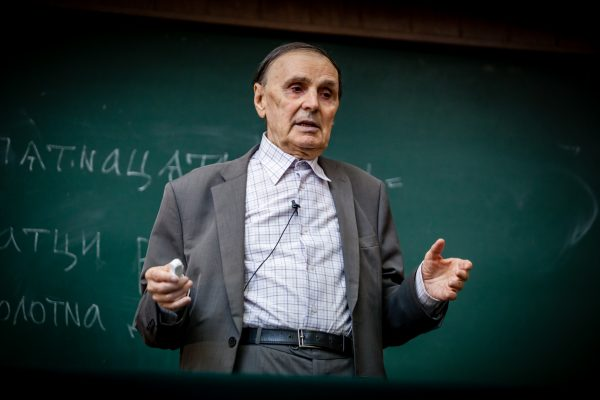 Новые открытия академика Зализняка в 2016 году (видео+текст лекции)