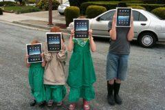 Ребенок и гаджет: правила взаимодействия