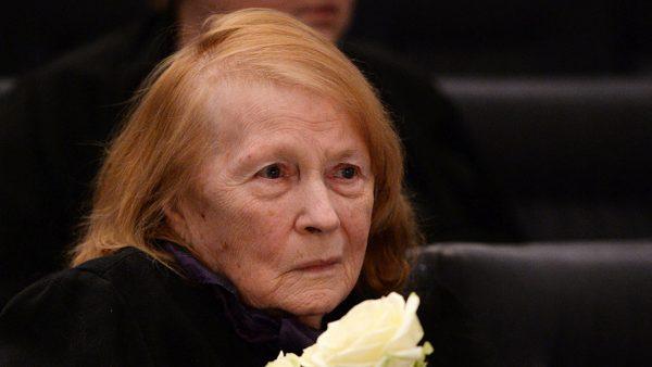 Скончалась известная актриса театра и кино Людмила Иванова
