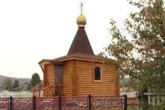 Под Красноярском селяне сами построили часовню в честь первых переселенцев