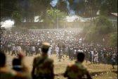 Десятки жителей Эфиопии погибли при давке на религиозном фестивале