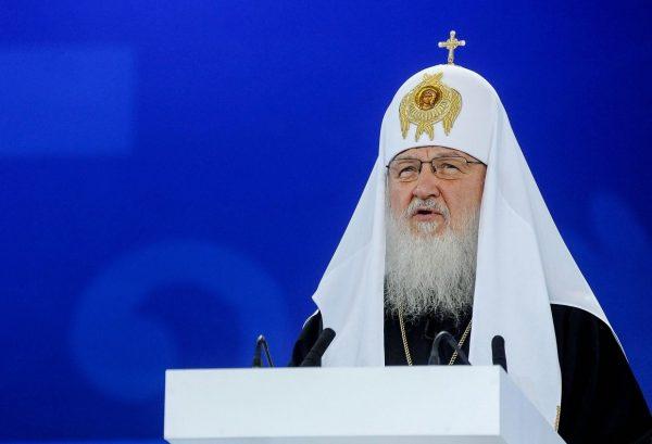 Патриарх Кирилл: Живя в условиях свободы, нужно иметь внутренний GPS