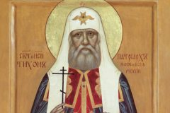 Церковь чтит память святителя Тихона, Патриарха Московского