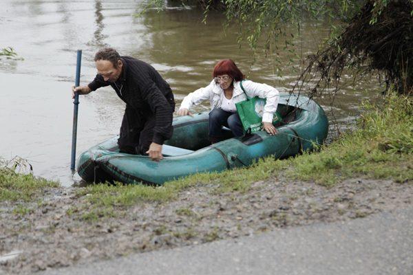 Церковь закупает бытовую технику и одежду для пострадавших от наводнения