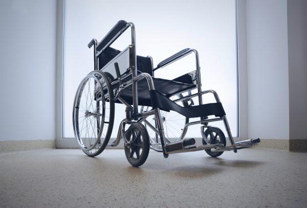 В США инвалид взорвал себя в медицинском центре