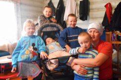 Неизвестный благотворитель купил дом многодетной маме из Башкирии