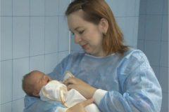 Нижегородка родила здорового ребенка при внематочной беременности