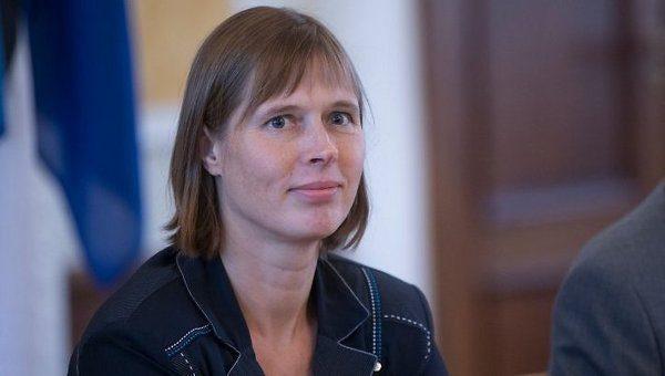 Новый президент Эстонии отказалась от богослужения в день инаугурации