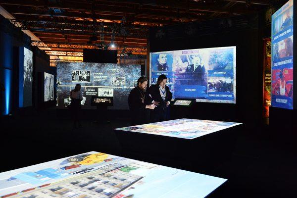 В Москве открылась XV церковно-общественная выставка-форум «Православная Русь»