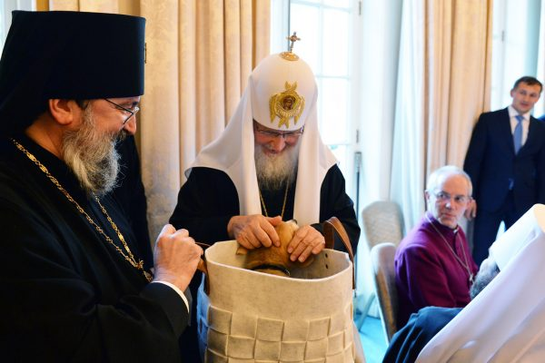 Фото: Священник Александр Волков