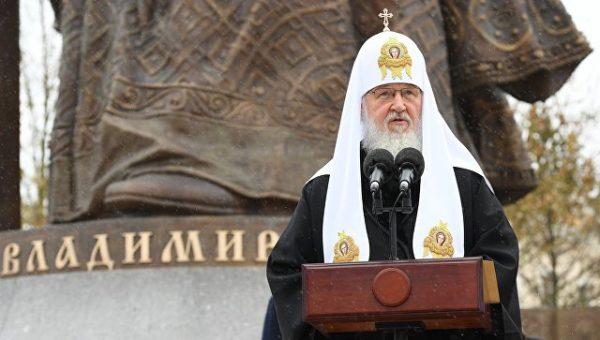 Патриарх Кирилл: Потеря духовной идентичности – это приговор любой стране (+видео)