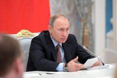 Владимир Путин уволил чиновников, избравшихся в РАН