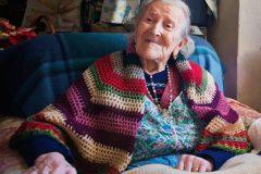 Старейшая жительница планеты отметила свой 117-й день рождения