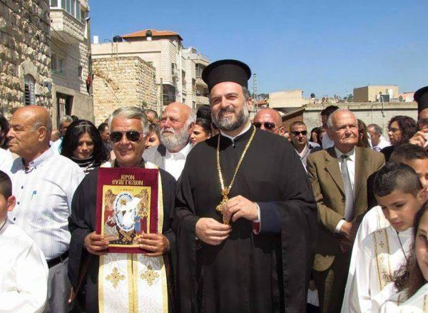 Фото: Father Gabriel Naddaf / Facebook