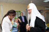 """""""Считаю Патриарха своим духовным отцом"""""""