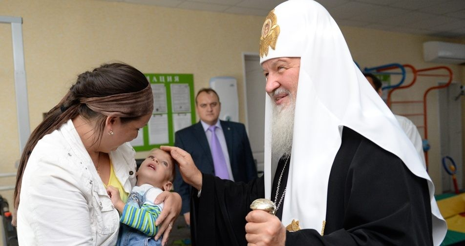 «Считаю Патриарха своим духовным отцом»