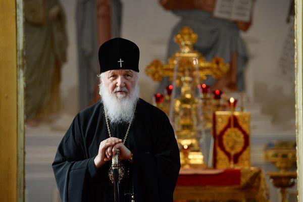 Интервью патриарха Кирилла о христианах на Ближнем Востоке и мультикультурализме