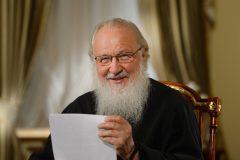 Слово пастыря. Должен ли Патриарх быть смиренным? (+видео)