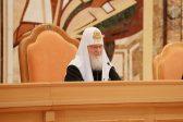 Патриарх Кирилл стал Почетным Доктором СПбГУ