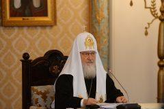 Патриарх: «Догоняющая» модель развития не соответствует интересам России