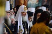 Патриарх Кирилл: Мы никогда не пойдем на отделение Украинской Церкви