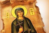 Церковь вспоминает святую мученицу Параскеву Пятницу