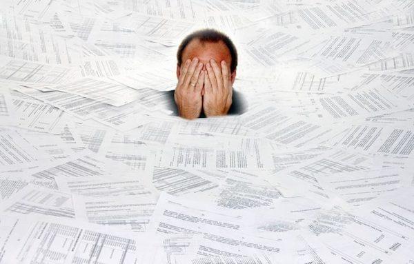 Руководство запретило требовать ужителей российской федерации 85 видов документов