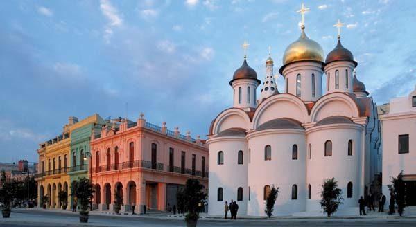 2009 год. Казанский Храм в городе Гавана, Куба. Фото: orthodoxcuba.com