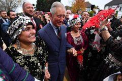 Принц Чарльз станцевал с православными яковитами в Лондоне