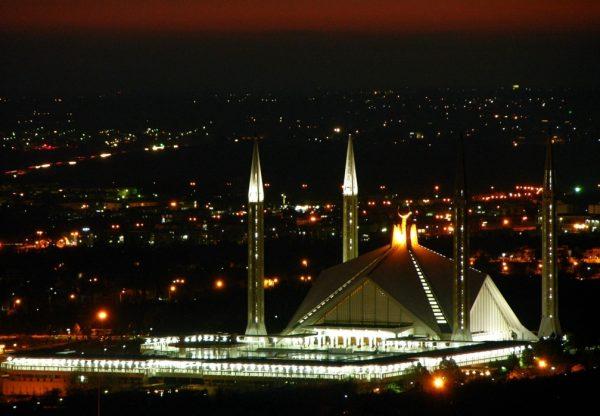 В Пакистане освятили русский православный храм